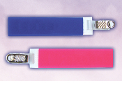 Neogrip Multi-Purpose Tubing and Cable Holders, PINK/BLUE