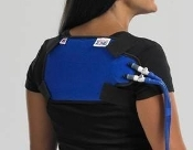 ThermaZone Regular Shoulder Pad, Hot and Cold Therapy, Universal Pad
