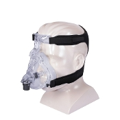 1004880, Respironics Comfort Full Face 2 CPAP Mask & Headgear, Small