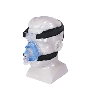 1050003, Respironics EasyLife Nasal CPAP Mask and Headgear, Medium Wide