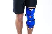 ThermaZone Continuous Thermal Therapy Device, Hot and Cold Therapy, Knee Pad
