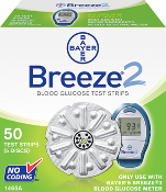 BAYER Contour Test Strips 50ct