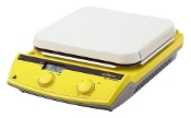 IKA yellow MAG HS 10 magnetic stirrers with heating