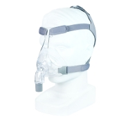 4000475, Fisher & Paykel Simplus Full Face CPAP Mask with Headgear, Small