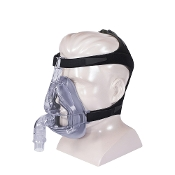 HC432AL, Fisher & Paykel Flexfit Full Face Mask with Headgear, Large